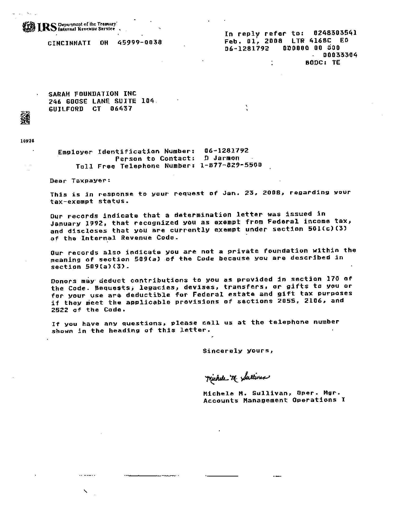 IRS-501c3-letter