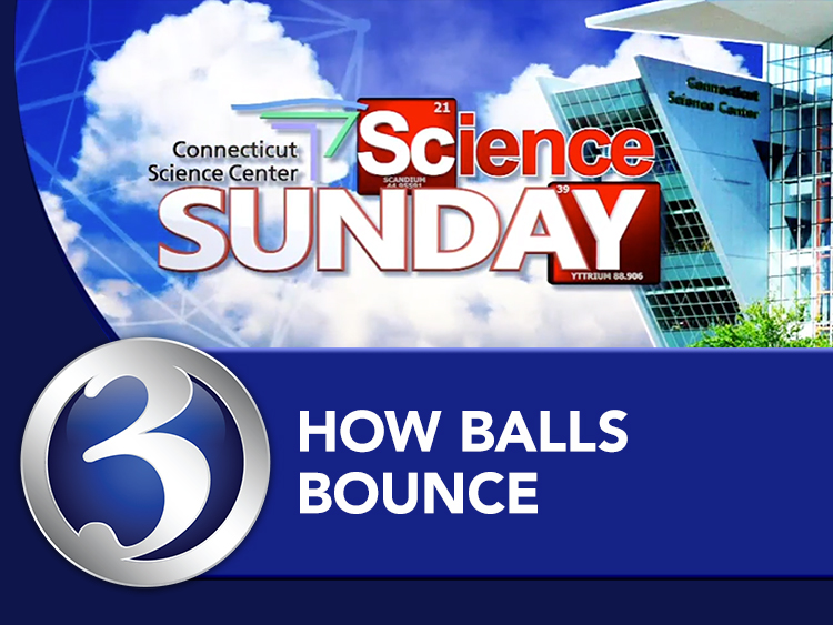 Science Sunday: How balls bounce
