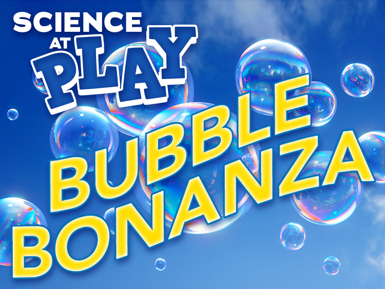 Bubble Bonanza: Science At Play
