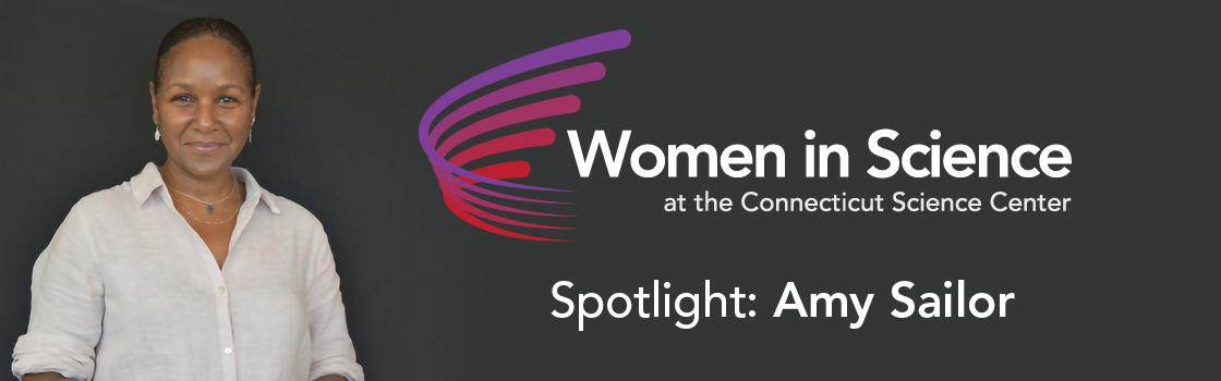 Women in Science Initiative: Spotlight on Amy Sailor