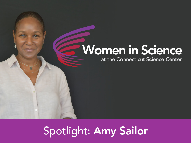Women in Science Initiative: Spotlight on Amy Sailor