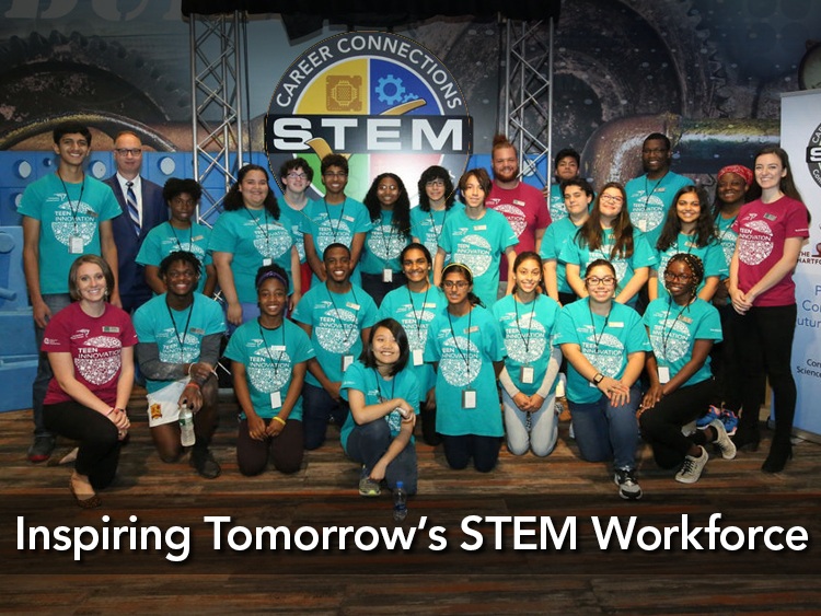 Inspiring Tomorrow's STEM Workforce