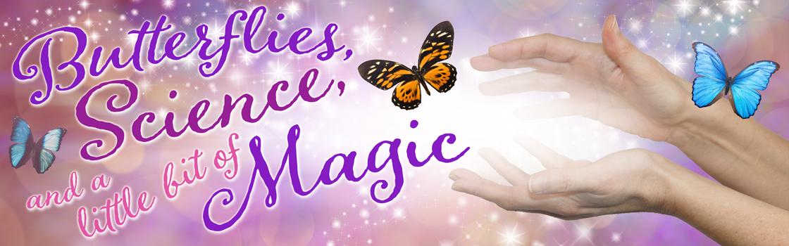 Butterflies, Science and a Little Bit of Magic