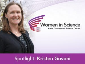 Women in Science Spotlight: Kristen Govoni, PhD