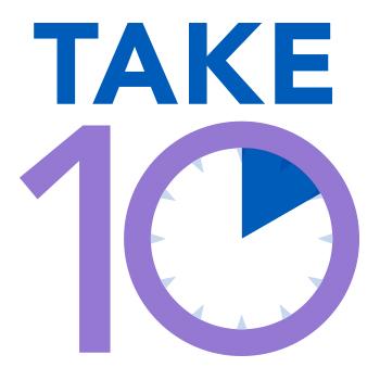 Take 10: Raising Questions