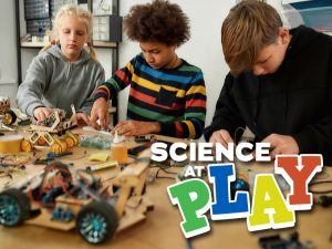 Science At Play: Build A Paper Kite