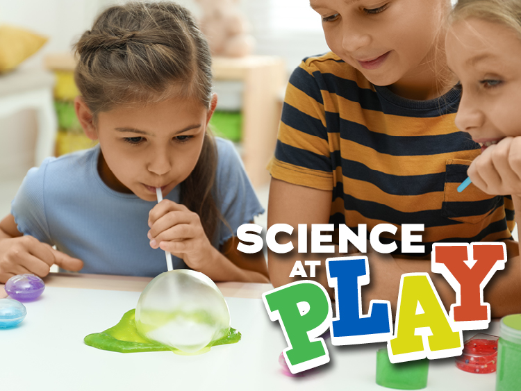 Science At Play: Smell & Taste