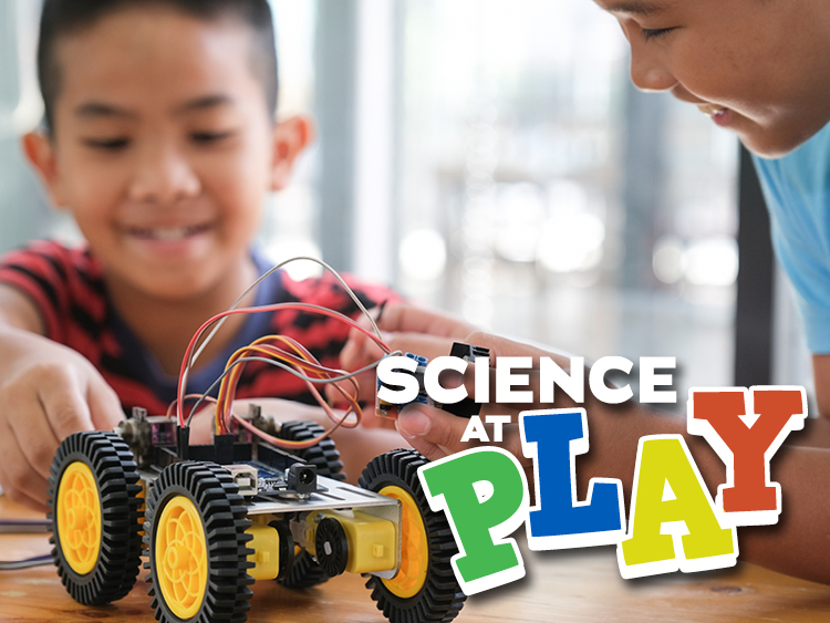 Science At Play: Coding at Home