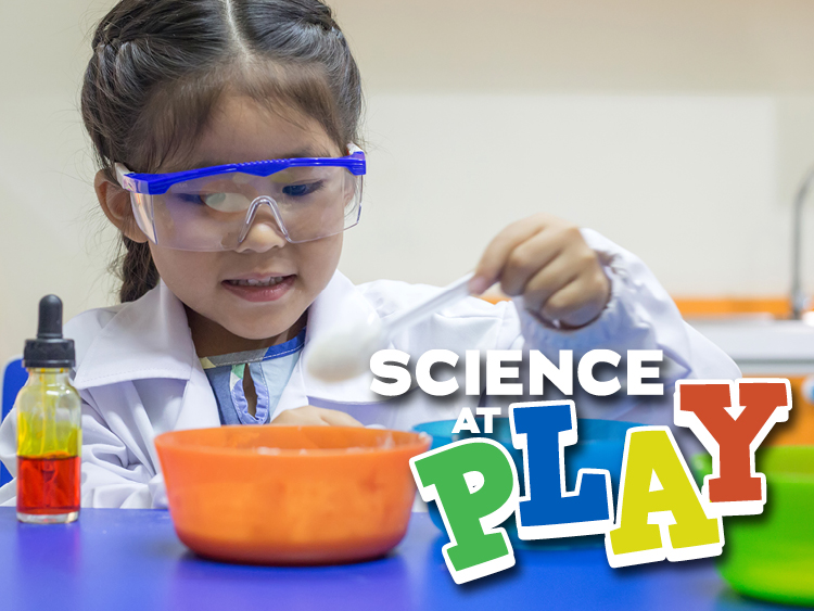 Science At Play: Kitchen Reactions