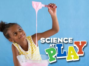 Science At Play: Ice Cream in a Bag
